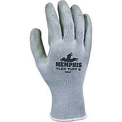 MCR Safety FlexTuff Dipped Latex Gloves