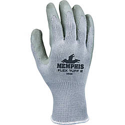 MCR Safety FlexTuff Dipped Latex Gloves