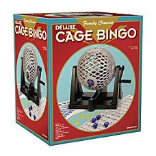 Pressman Toys Cage Bingo Game Ages