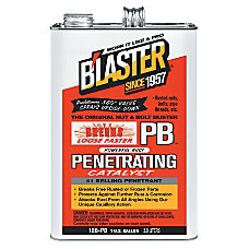 Penetrating Catalysts 1 gal Bottle