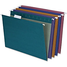 Pendaflex Reinforced Polylaminate Hanging File Folders