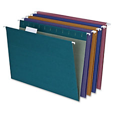 Pendaflex Reinforced Hanging File Folders Letter