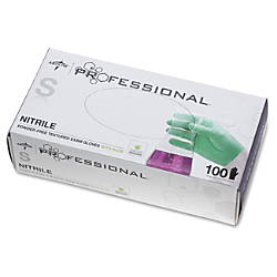 Medline Professional Series Aloetouch Gloves Small
