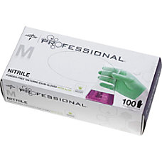 Medline Professional Series Aloetouch Gloves Medium