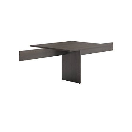 Basyx By HON BL Series Table Adder For Conference Table Espresso By - Espresso conference table