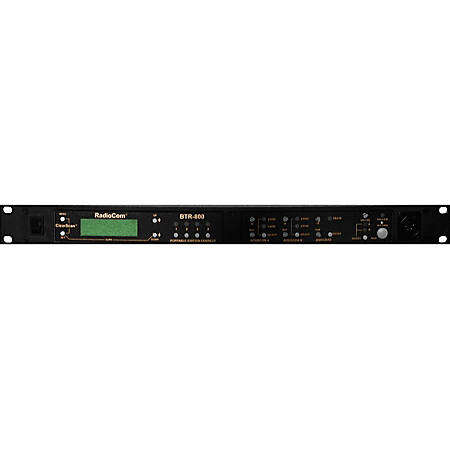 RTS Two-Channel UHF Synthesized Wireless Intercom Base Station