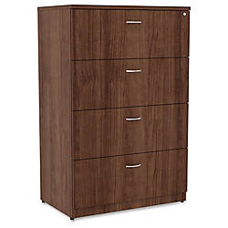Beautiful Lorell 4 Drawer Lateral File Cabinet