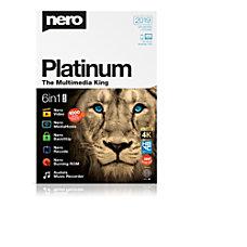 Nero Platinum 2019 Download Version