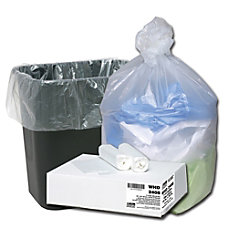 Webster Ultra Plus High Density Trash