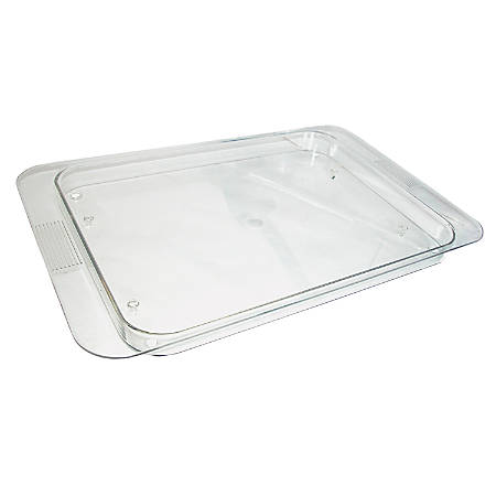 """MABIS® Tray For 1013 Series Rollators, 15 5/8"""" x 10 1/8"""", White"""