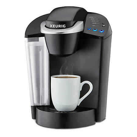 Keurig K50 Classic Coffee Maker, Black/Silver