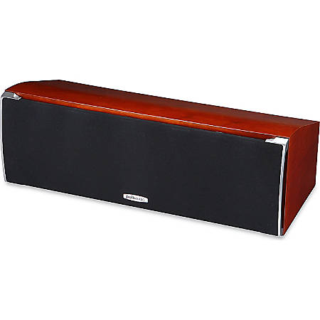 Polk Audio CSiA4 Center-Channel Speaker, Cherry, CSIA4CH