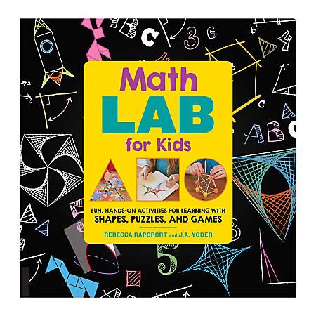 Quarry Books QPG Lab For Kids, Math Games Lab For Kids, Grade 2 - 5