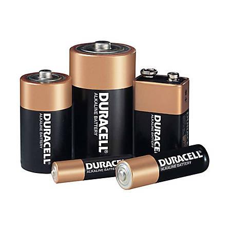 Duracell Coppertop General Purpose Battery - For Multipurpose - AA - 1.5 V DC - 2100 mAh - Alkaline