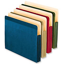 Oxford File Pockets Letter Size 3