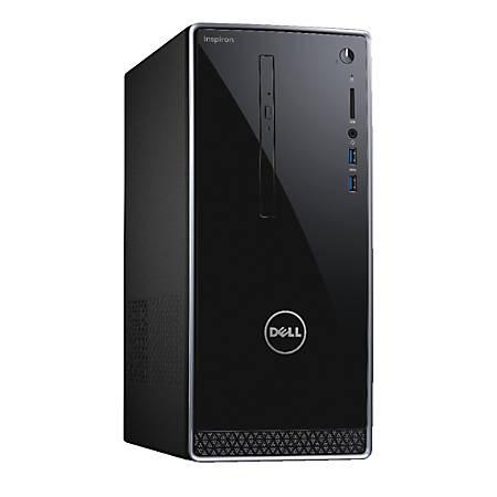 Dell Inspiron 3668 Desktop Pc Intel