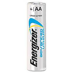 Energizer EA91BP 2 Advanced Lithium General