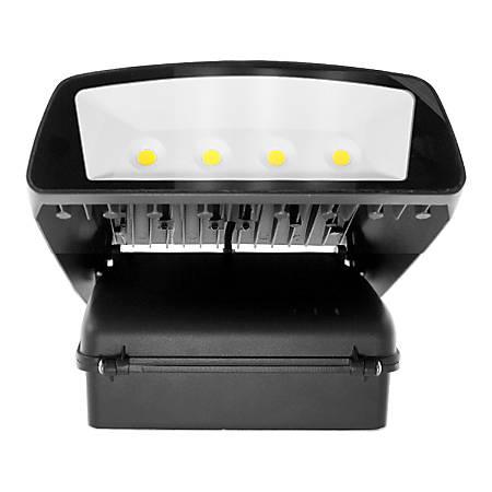 Euri EWP 1053 Outdoor LED Wall Pack, 120 - 277V, 5,000 Kelvin, 70 Watt, 7,500 Lumens