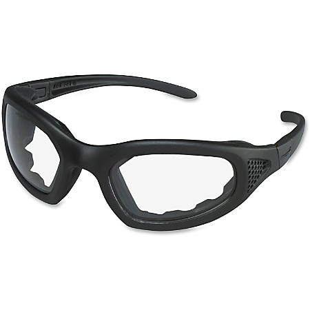 3M Maxim 2X2 Safety Goggles - Vented, Elastic Strap, Durable, Lightweight, Flexible, Anti-fog - Ultraviolet Protection - Polycarbonate Lens - Clear, Black - 1 Each
