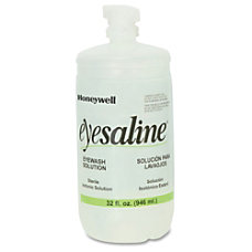 Honeywell Fendall Eyesaline Eyewash Solution 2