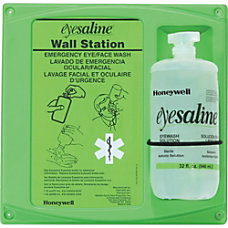 Eyesaline Eyewash Station 2 lb 45