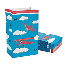 Airplane Party Bags 36 Pack Plane