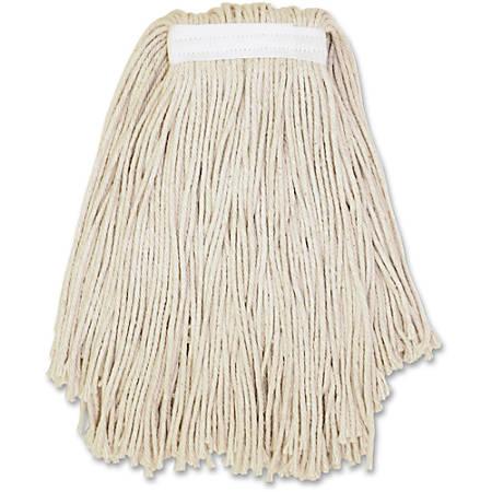 Genuine Joe Clamp-style Cotton Mophead - Cotton