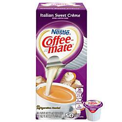 Nestle Coffee mate Liquid Creamer Singles