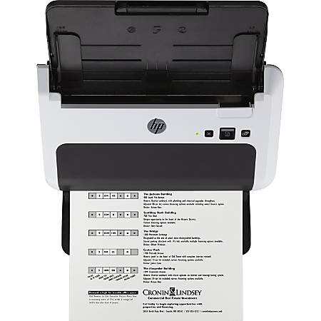 HP ScanJet Pro 3000 s3 Sheetfed Scanner Item # 742790