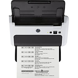 HP ScanJet Pro 3000 s3 Sheetfed
