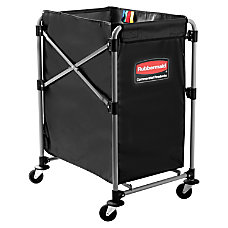 Rubbermaid Collapsible X Cart 4 Bushel