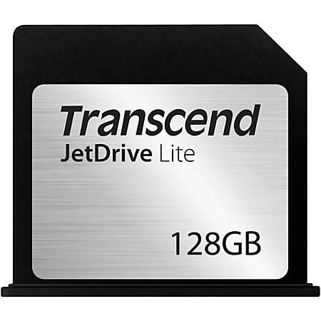 Transcend 130 128 GB JetDrive Lite - 95 MB/s Read - 60 MB/s Write