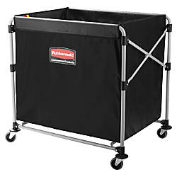 Rubbermaid Collapsible X Cart 8 Bushel
