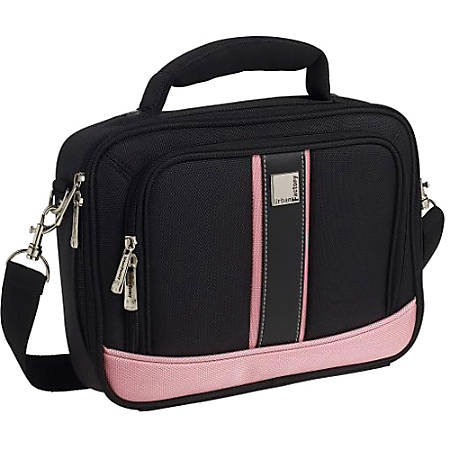 "Urban Factory UUB21UF Carrying Case for 10.2"" Netbook - Pink"