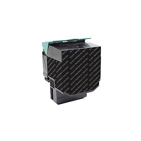 Clover Imaging Group 200768 (Lexmark 70C1HK0 / 70C0H10) High-Yield Remanufactured Black Toner Cartridge