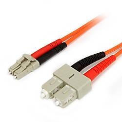 StarTechcom 7m Fiber Optic Cable Multimode