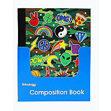 Inkology Composition Books Corey Paige 7