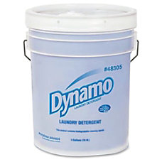 AJAX Dynamo Liquid Laundry Detergent 5