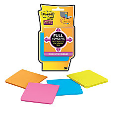Post it Notes Super Sticky Full
