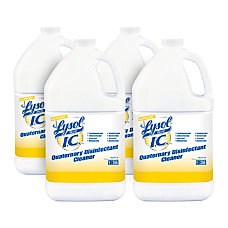 Lysol Quaternary Disinfectant Cleaner Liquid 1