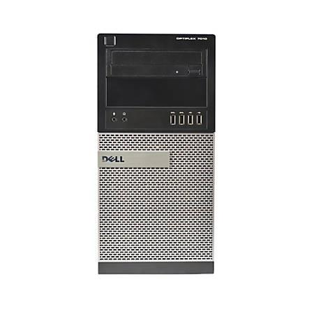 Dell™ Optiplex 7010 Refurbished Desktop PC, 3rd Gen Intel® Core™ i5, 8GB Memory, 2TB Hard Drive, Windows® 10 Professional