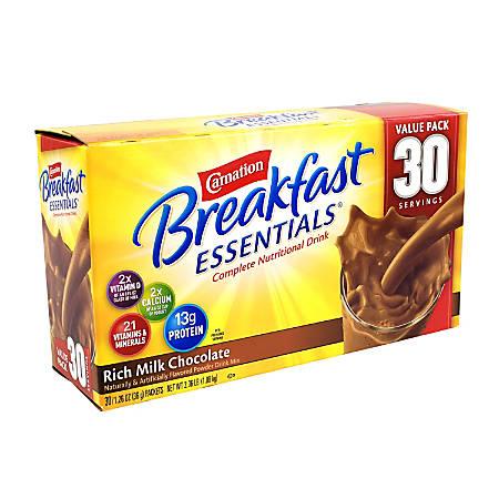 Carnation Breakfast Essentials, Pack Of 30