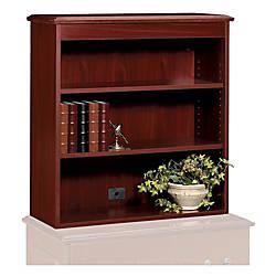HON 94000 Series Bookcase Hutch Mahogany
