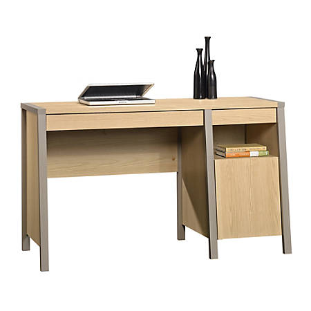 Sauder® Affinity Office Desk, Urban Ash