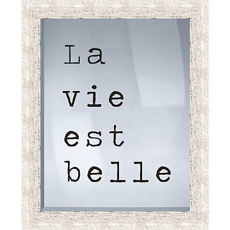 "PTM Images Framed Art, Belle, 21 1/2""H x 17 1/2""W"