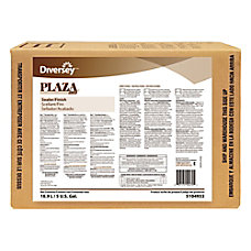 Diversey Plaza Plus Hard Surface Sealer
