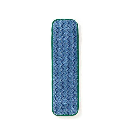 """Rubbermaid® HYGEN™ Microfiber Wet Mop, 18""""W, Green"""