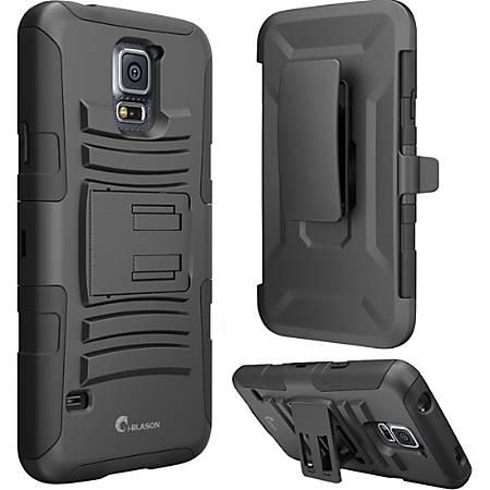 i-Blason Prime Carrying Case (Holster) Smartphone - Black