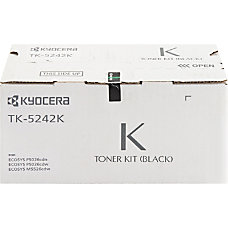 Kyocera TK 5242K Original Toner Cartridge