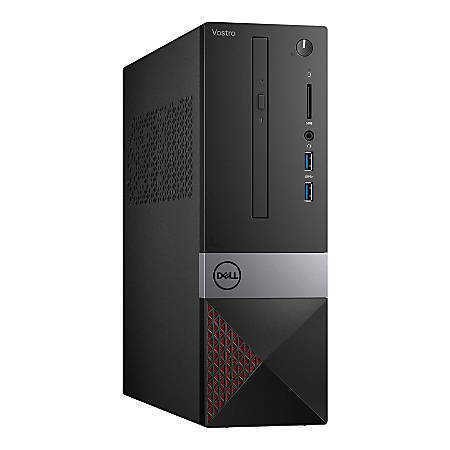 Welp Dell Vostro 3470 SFF Desktop PC V34705247BLK - Office Depot ZN-59